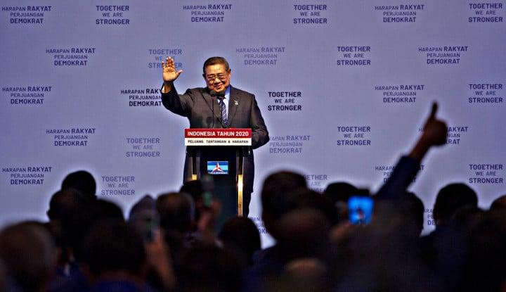 Kubu Moeldoko Rongrong Langkah SBY, Syok! Jawaban Demokrat Kubu AHY...