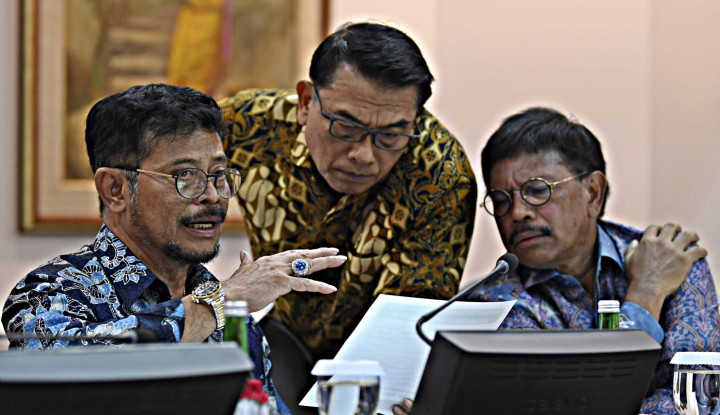Beuh! Moeldoko Rekrut 13 Penasihat, Jokowi Ogah Campur Tangan - Warta Ekonomi