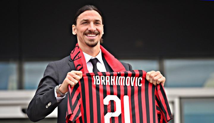 Terbukti Ampuh! Pioli Akui Tak Terkejut Dampak Instan Ibrahimovic di AC Milan - Warta Ekonomi