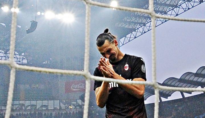 Berkat Ibra Kadabra, AC Milan Puncaki Klasemen Liga Italia
