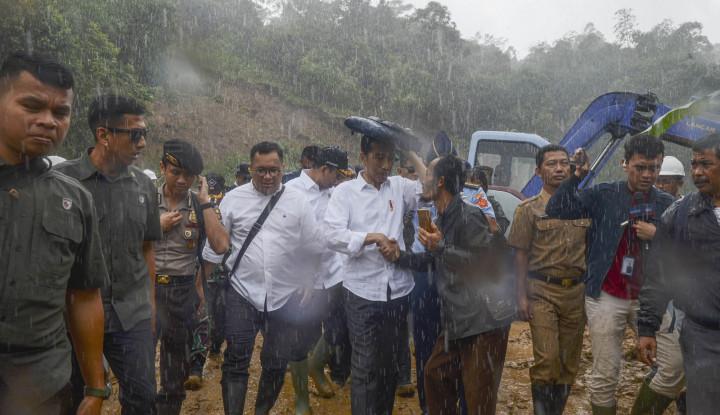 Jokowi Dikabarkan Mau ke Bekasi, Eh Wali Kotanya Bilang: Jangan Deh - Warta Ekonomi