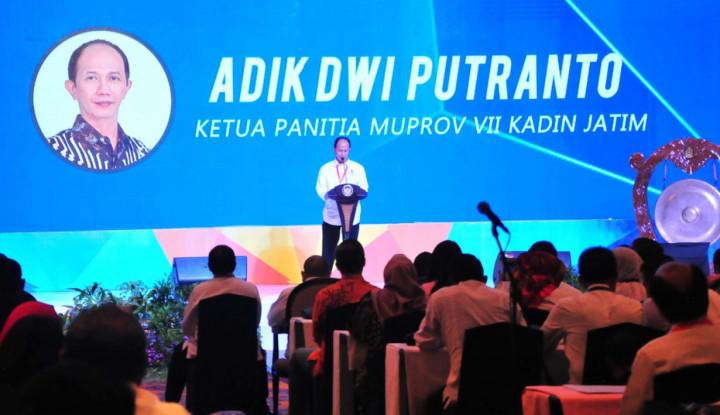 Nunggu Izin Gubernur, Kadin Jatim Tawarkan Investor untuk Lima Kawasan Ekonomi - Warta Ekonomi