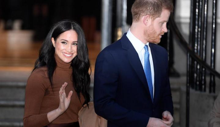 PM Inggris Yakin Keluarga Kerajaan Mampu Selesaikan Masalah Pangeran Harry-Meghan - Warta Ekonomi