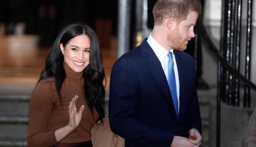 Foto Kerajaan Inggris Diskusi, Harry-Meghan Akan Kehilangan Merek Royal Sussex?