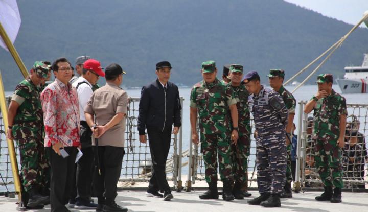 Bersiap di Natuna, Begini Kekuatan Militer Indonesia yang Dikerahkan - Warta Ekonomi