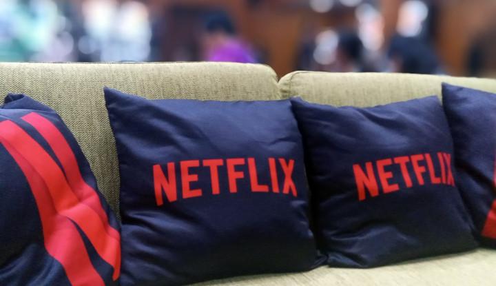 Polemik Netflix di Indonesia, Pengamat: Masa Warung Dipajaki, OTT Kayak Netflix Enggak? - Warta Ekonomi