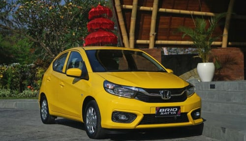 Honda Umumkan Pemenang Kontes Modifikasi Brio Virtual