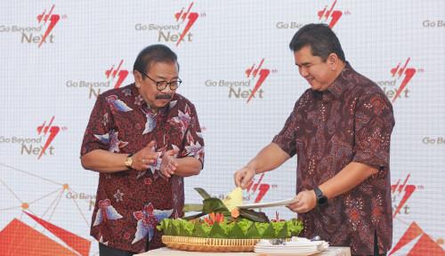 Foto Sudah Berumur 7 Tahun, Semen Indonesia Mau Fokus Ekspansi Regional