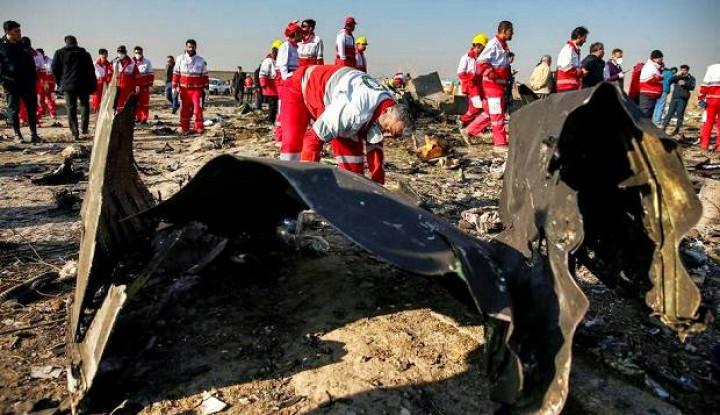 Tindakan IRGC yang Tembak Jatuh Pesawat Ukraina Dipuji Anggota Parlemen Iran