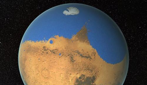 Keren! Ilmuwan Temukan Cara Ciptakan Oksigen di Mars!!