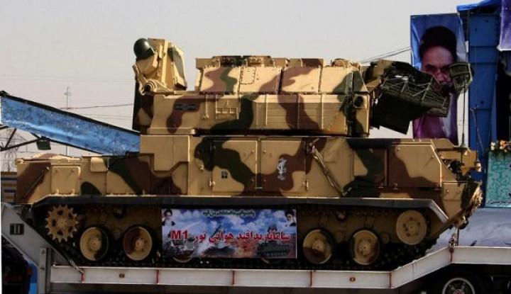 Ini Rudal Jelajah Tor Milik Iran, Terduga Biang Jatuhnya Pesawat Ukraina - Warta Ekonomi