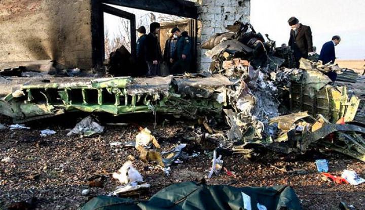 Punya Bukti Data Intelijen, PM Kanada: Rudal Iran Tembak Jatuh Ukraine International Airlines - Warta Ekonomi