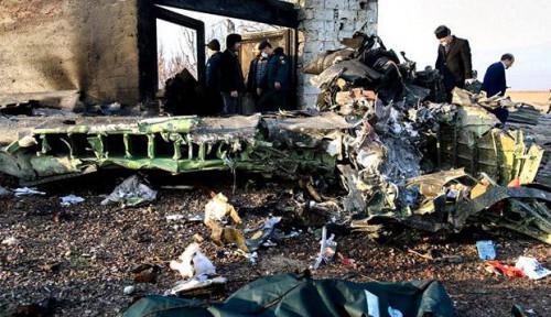 Terkuak Pesawat Maskapai Ukraina Ditembak Jatuh Iran karena...