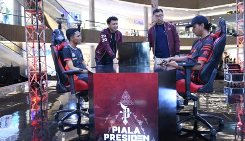 Ajang Piala Presiden E-Sports 2020, Mampukah Atlet Indonesia Jadi Juara?