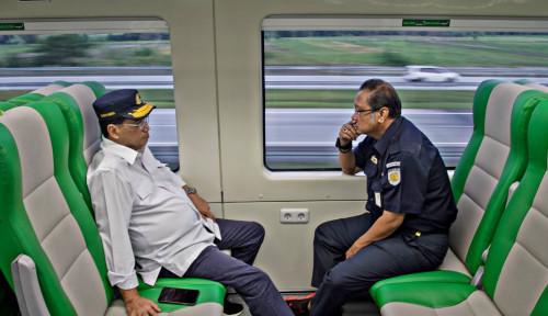 Foto KAI dan Damri Diminta Persiapkan Akses Terbaik Menuju Bandara Baru Yogyakarta