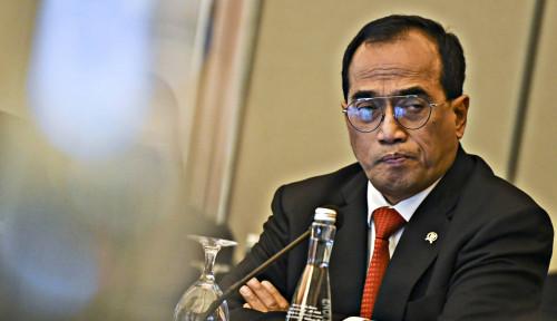 Foto Pak Budi Karya Sumadi, Apa Kabar? Istana Menjawab. . . .