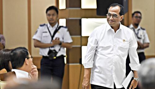 Menhub Minta Banten Miliki Transportasi Terintegrasi