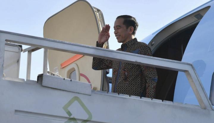 Motor Jokowi Laku Rp2,5 M, Roy Suryo Tanya: Pesawat Kepresidenan Laku Berapa?