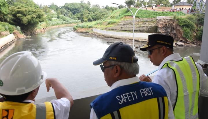 Menteri PUPR Bilang Terowongan Nanjung Efektif Atasi Banjir Bandung Raya - Warta Ekonomi