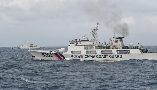 Foto Istana: Konflik dengan China Soal Natuna Tak Akan Selesai