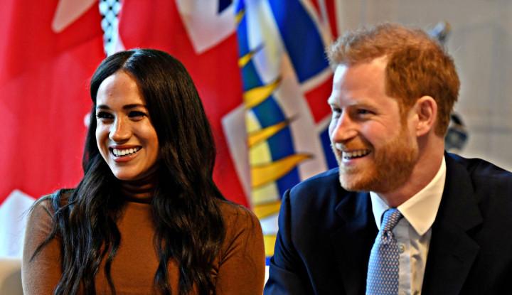 Justin Trudeau Sepakat Menanggung Biaya Keamanan Pangeran Harry dan Meghan? - Warta Ekonomi