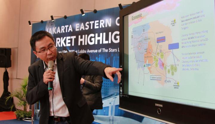 Hunian Terjangkau Solusi Atasi Mismatch Di Jakarta Eastern Corridor - Warta Ekonomi
