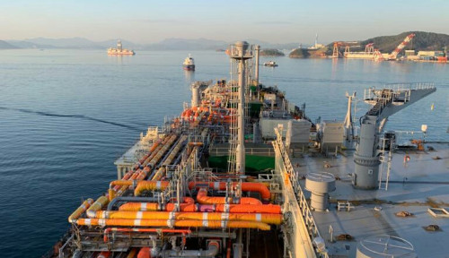 Pertamina Minta Bantuan 3 BUMN buat Rawat Kapal-kapalnya