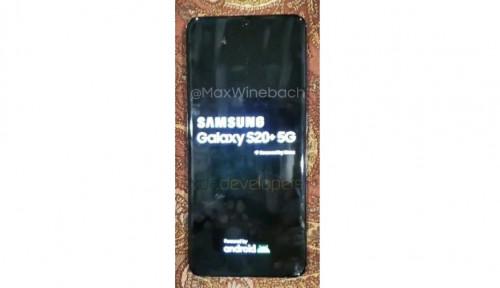 Foto Penerus Samsung S10 Rilis Minggu Depan, Namanya S20! Ini Dia Harga dan Spesifikasi Detailnya!
