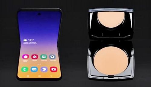 Ini Bocoran Spesifikasi Ponsel Lipat Murah Garapan Samsung
