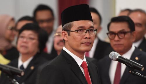 Foto Pimpinan KPK: Seolah ini Musim Gugur Korupsi