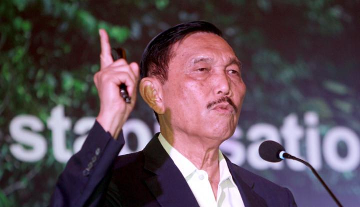 Menohok, Opung Luhut Balas Orang-orang Anti-China: Hatinya Busuk!