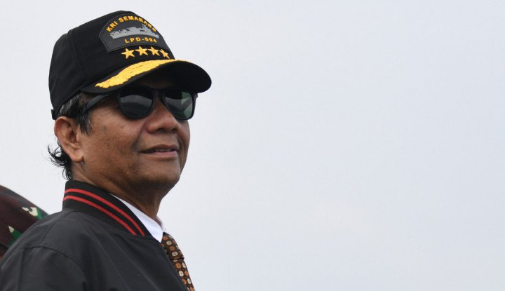 Mahfud MD: Omnibus Law Ciptaker Bisa Basmi Suap