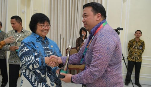KIJA Kawasan Industri Jababeka Raih Penghargaan PROPER Hijau 2019