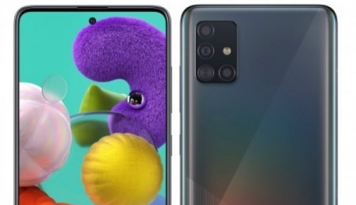 Rilis Bareng Samsung A71, Catat Harga, Tanggal Jual, dan Fitur Samsung A51 Ini!