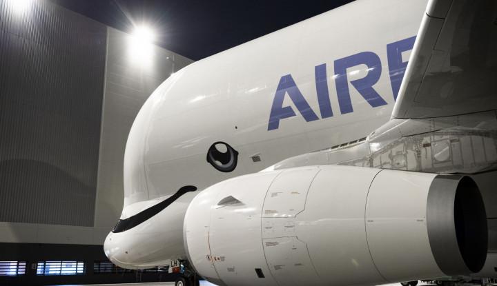 Pesawat Banyak Nganggur, Airbus Rugi Puluhan Triliun