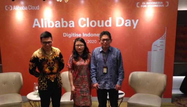 Perdalam Jangkauan di Indonesia, Alibaba Cloud Umumkan Kerja Sama Barunya