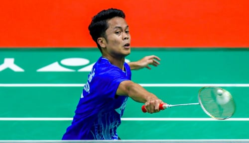 Kalahkan Wakil China, Ginting Melaju ke Semifinal, Bakal Hadapi . . . .