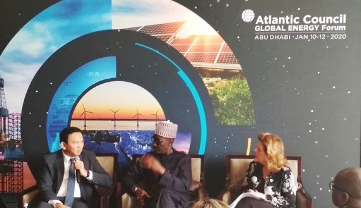 Ahok Pamerkan B30 di Forum Global - Warta Ekonomi