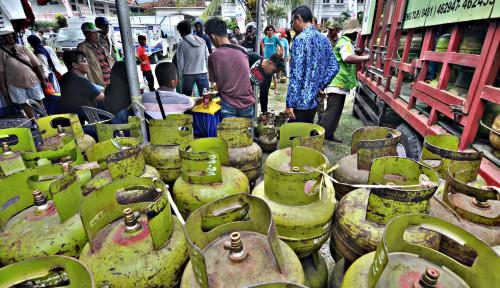 Foto Alhamdulillah, Stok LPG-BBM di Jateng Masih Aman