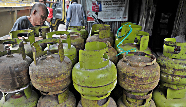 Pak Jokowi, Kalau Skema Subsidi Gas 3 Kg Berubah, Pedagang Rugi!! - Warta Ekonomi