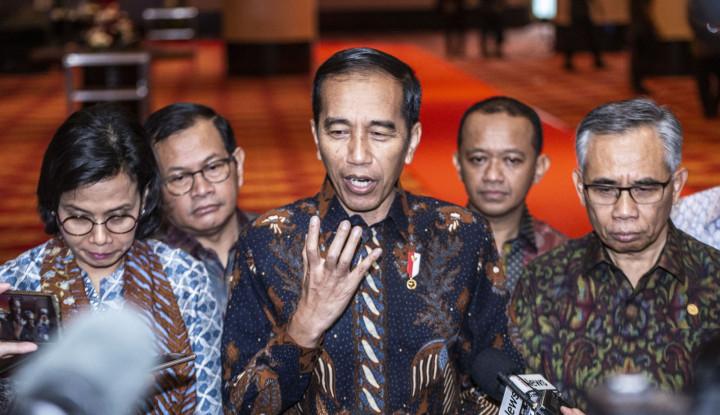 Omnibus Law Sangat Merugikan: Pak Jokowi Jangan Ingkar, Perjuangkan Wong Cilik! - Warta Ekonomi