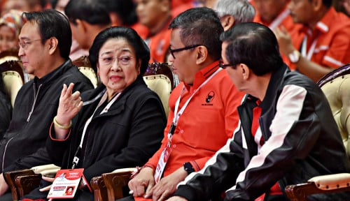 Konflik Internal PDIP Memanas, Emrus Sihombing Mengaku Gak Kaget: Wajar di PDIP Ada Faksi-Faksi
