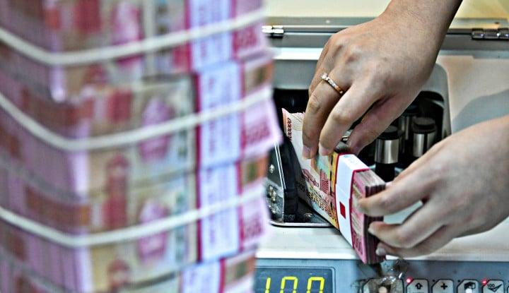 Dolar AS Kontraksi Parah, Rupiah Jadi yang Paling Cerah!
