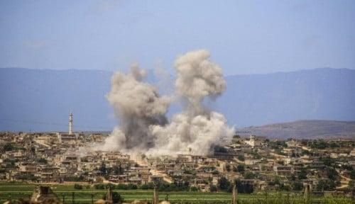 Foto Memburuk, PBB Khawatirkan Situasi Kemanusiaan di Idlib