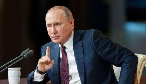 Foto Putin Rela Tunda Voting Perubahan Konstitusi Perpanjangan Masa Jabatan karena Pandemi Corona