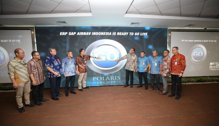 Akselerasi dan Efisiensi Proses Pengelolaan Data, AirNav Indonesia Terapkan ERP SAP - Warta Ekonomi