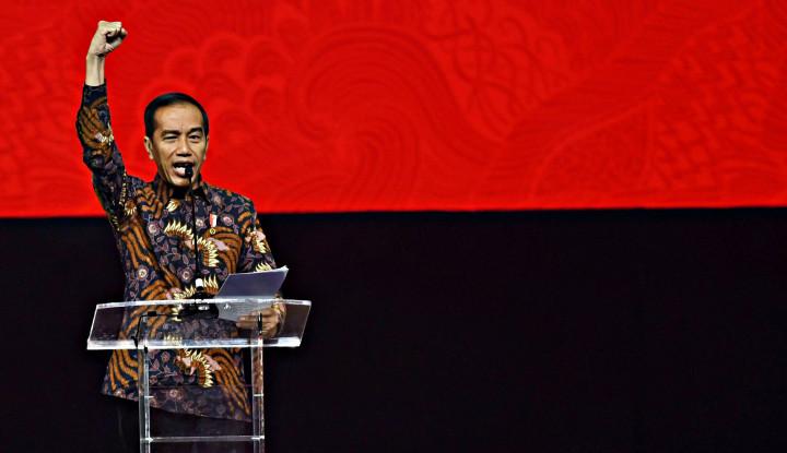 Jakarta Lagi-lagi Terendam, Jokowi: Ibu Kota Baru Gak Banjir, Gak Macet - Warta Ekonomi