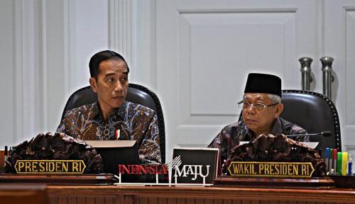 66,5% Rakyat Puas Kinerja Jokowi-Ma'ruf Amin Berantas Covid-19