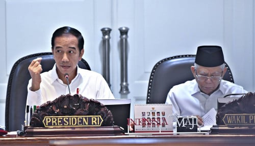 Hanya Bisa Marah-Marah, Pak Jokowi Nggak Berani Ganti Menteri?