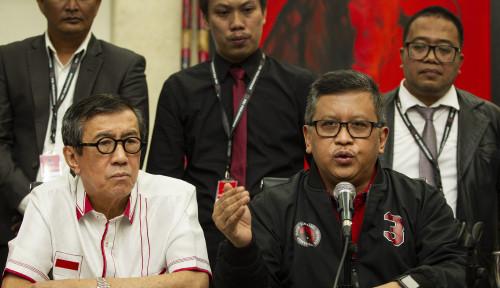 Foto Dianggap Kecolongan Soal Harun, PDIP Suruh Yasonna Bereaksi